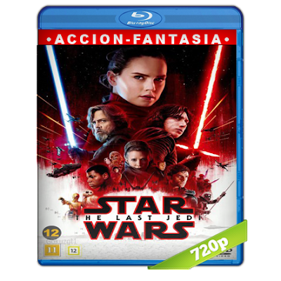 Star Wars Episodio VIII Los Ultimos Jedi (2017) BRRip 720p Audio Trial Latino-Castellano-Ingles 5.1