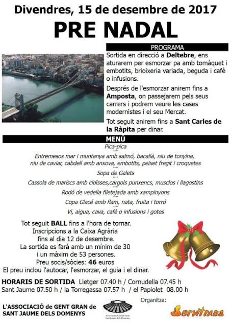 Esguard de Dona - Excursió a Deltebre, Amposta i Sant Carles de la Ràpìta - AGG