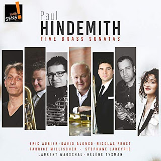 Paul Hindemith - Five Brass Sonatas - IndeSens