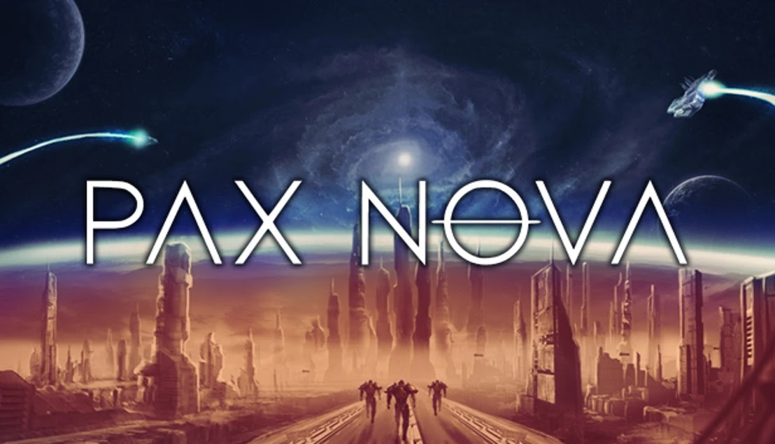New 4x Strategy Game Pax Nova Gameplay Reveal