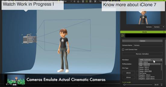 Videoclub Vilvoorde: Clone 7 Work in Progress 2: Professional Animation