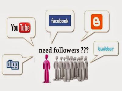 Beli Follower Social Media