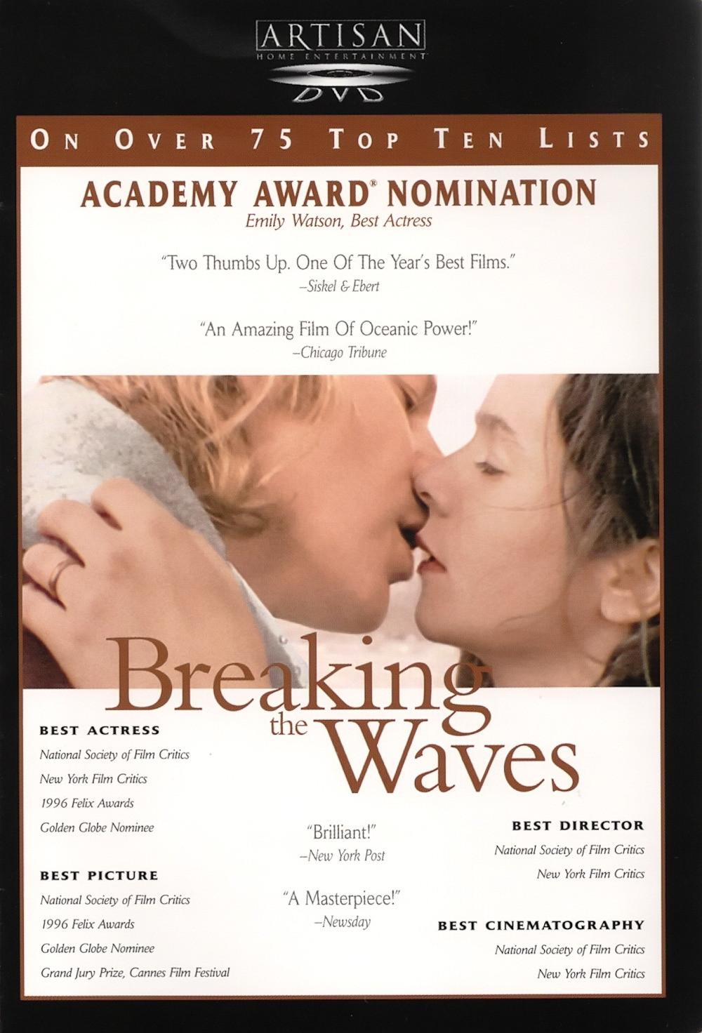 moviesandsongs365: Film review: Breaking the Waves (1996)