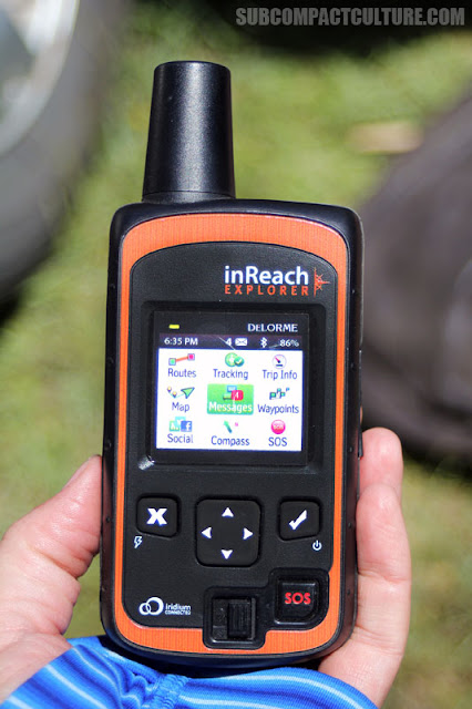 inReach by DeLorme
