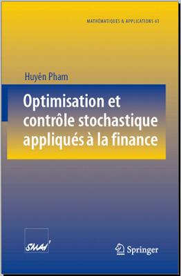 Télécharger Livre Gratuit Optimisation et contrôle stochastique appliqués à la finance pdf
