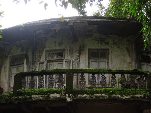 haunted places in Pune