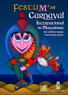 Maspalomas - Carnaval 2018 - Maxi García