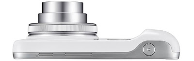 Samsung Galaxy S4 Zoom sideview