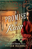 A Promise of Ruin, by Cuyler Overholt book cover and review