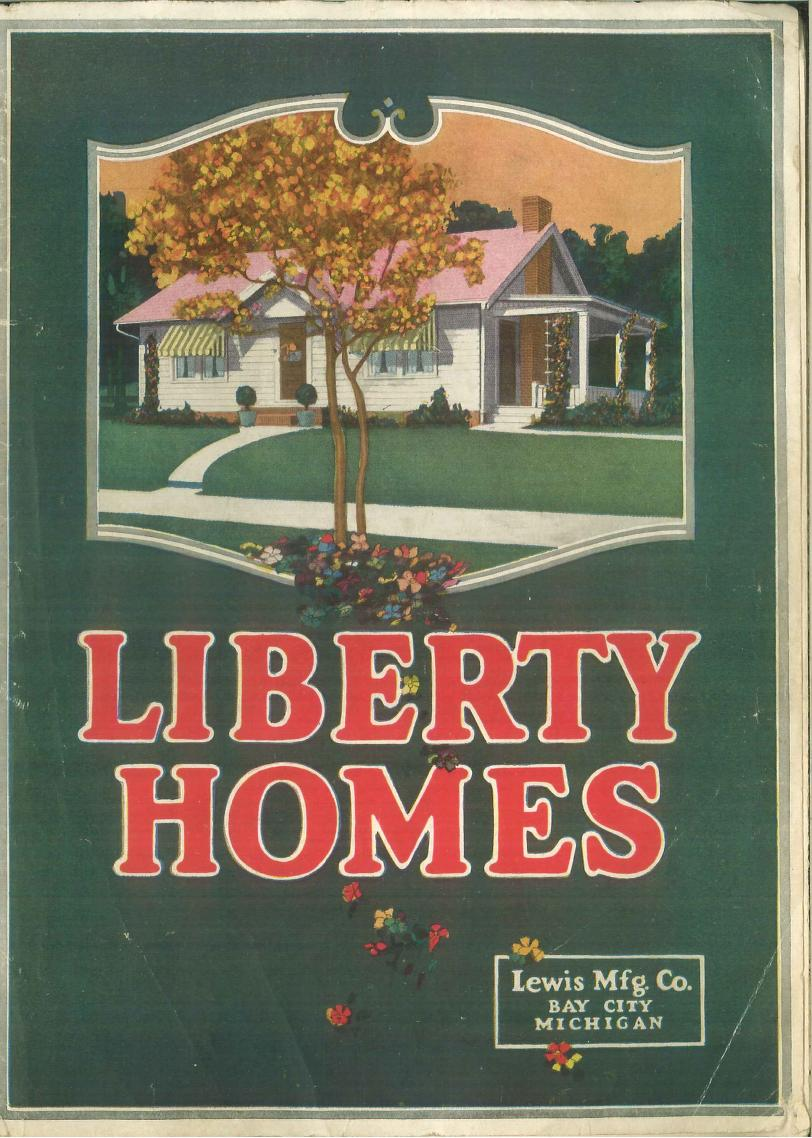Kit house hunters lewis homes in washington dc for Liberty home builders