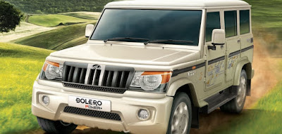 Mahindra Bolero Power Plus musculer look
