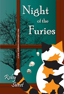 Night of the Furies cover