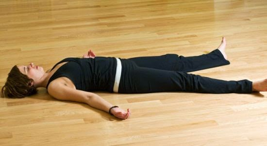 YOGASANA AND YOUR HEALTH: SHAVASANA