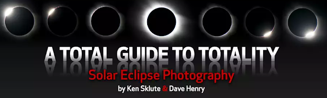 """A Total Guide to Totality"" Blog Features Expert Tips, Videos, and Resources for Capturing This Rare Celestial Phenomenon"