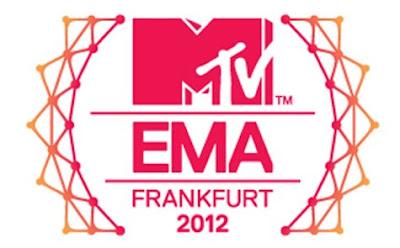 Daftar Pemenang MTV Europe Music Award 2012