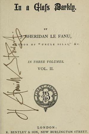 Sheridan Le Fanu's gothic spirit lives on
