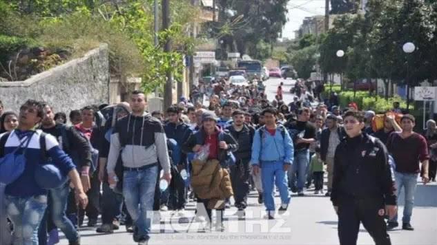 Χειροτερεύει η κατάσταση στη Χίο:Πλησιάζουν τους 3.500 οι