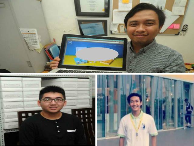 Mengejutkan !!....Deretan Anak Muda Indonesia Berpenghasilan Ratusan Juta Per Bulan Ini, Ternyata Usianya Masih 25 Tahun.