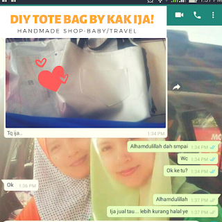Testimoni TOTE bag