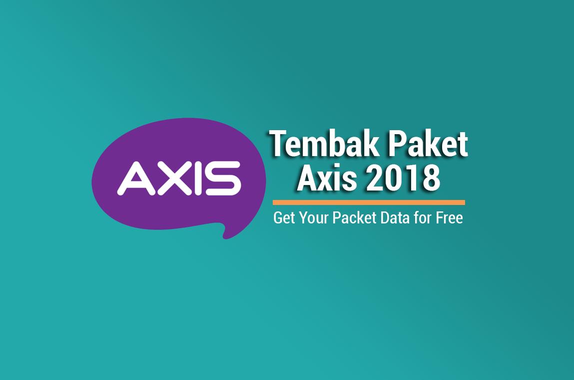 Tembak Paket Axis 2018