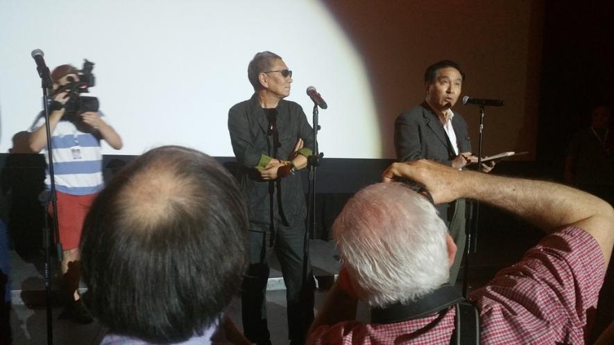 Takashi Miike at Fantasia 2016
