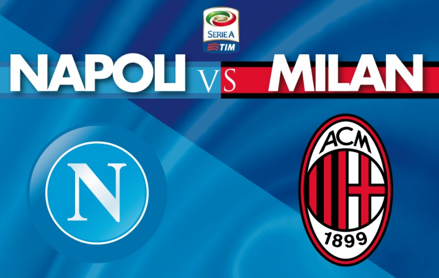 Rojadirecta NAPOLI MILAN Streaming Gratis e Diretta TV.