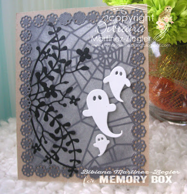 Halloween Card front