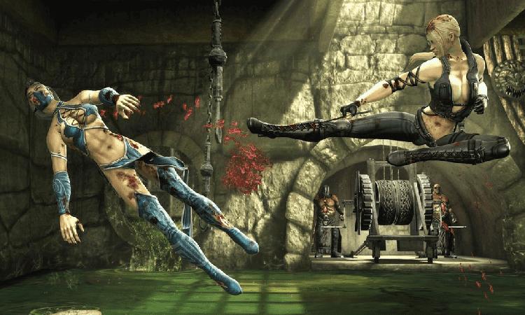 تحميل لعبة مورتال كومبات Mortal Kombat 9