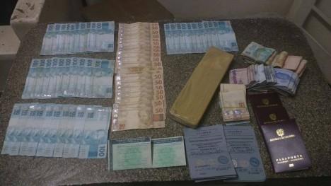 Traficantes colombianos são presos com drogas e dinheiro em São João da Boa Vista (SP)