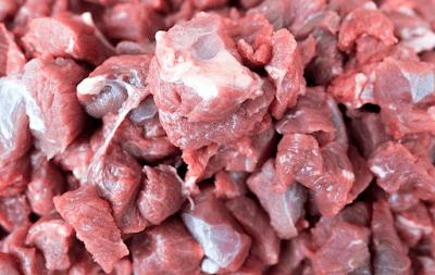 Daging Merah, Makanan Berprotein Tinggi
