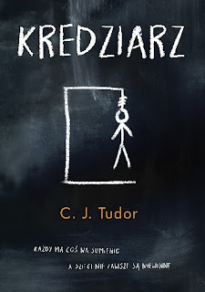 """""""Kredziarz"""" C.J Tudor [PRZEDPREMIEROWO]"""