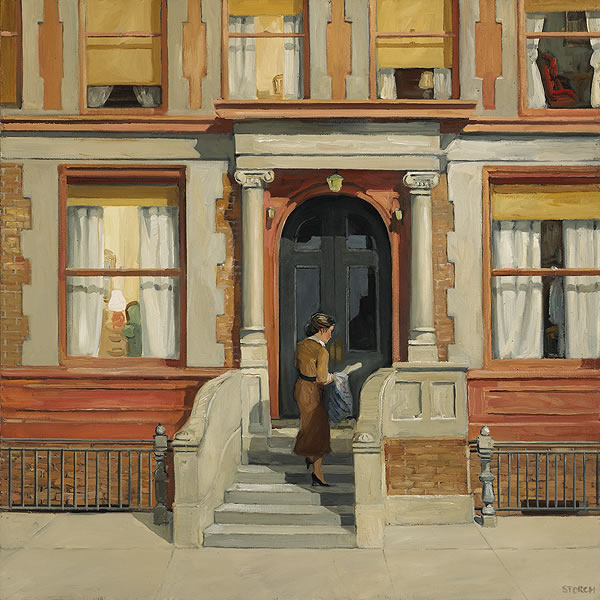 Paintings By Sally Storch