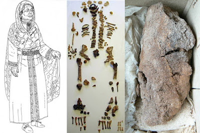 Solving the mystery of the mummified lung