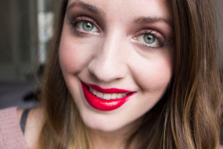 Lip Paint Lacquer L'Oréal Red fiction