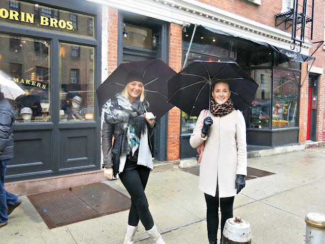 Bleeker Street West Village Manhattan New York