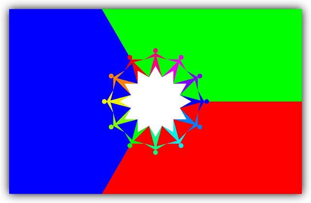 Democracy Flag