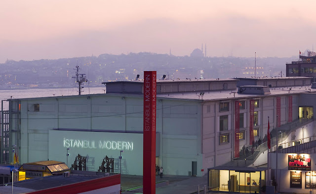 Museu de Arte Moderna de Istambul na Turquia