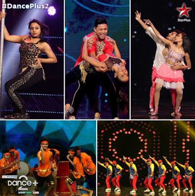 dance plus star plus
