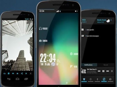 Aplikasi Untuk Merubah Status Bar Android Terbaik Tanpa Root