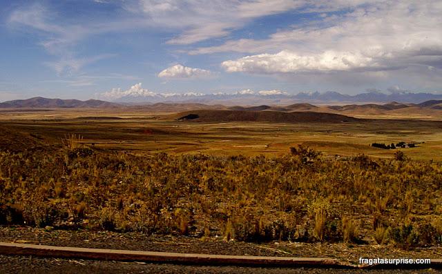 Cordilheira Real, Bolívia