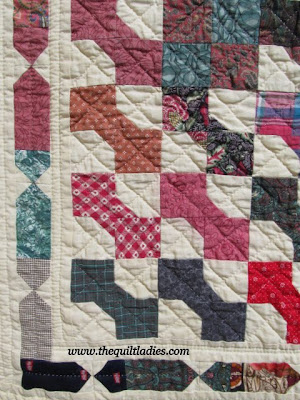 A Bow Tie Quilt