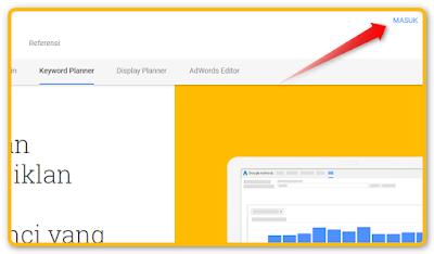trik riset potensi niche dengan menggunakan google keyword planner