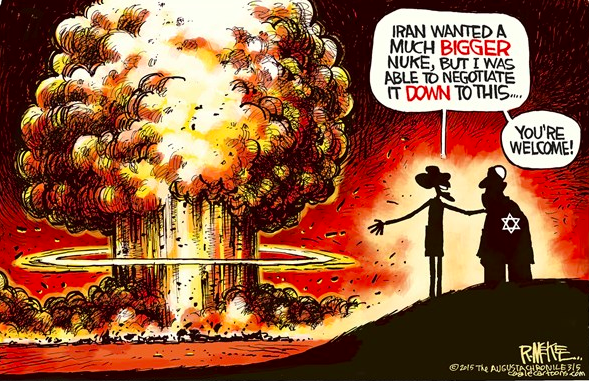 Image result for obama iran cartoon