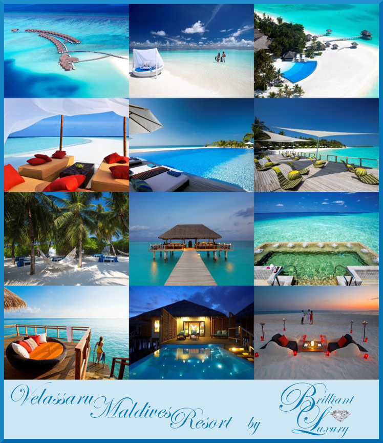 Maldives Luxury Homes: Brilliant Luxury: Velassaru Maldives Resort