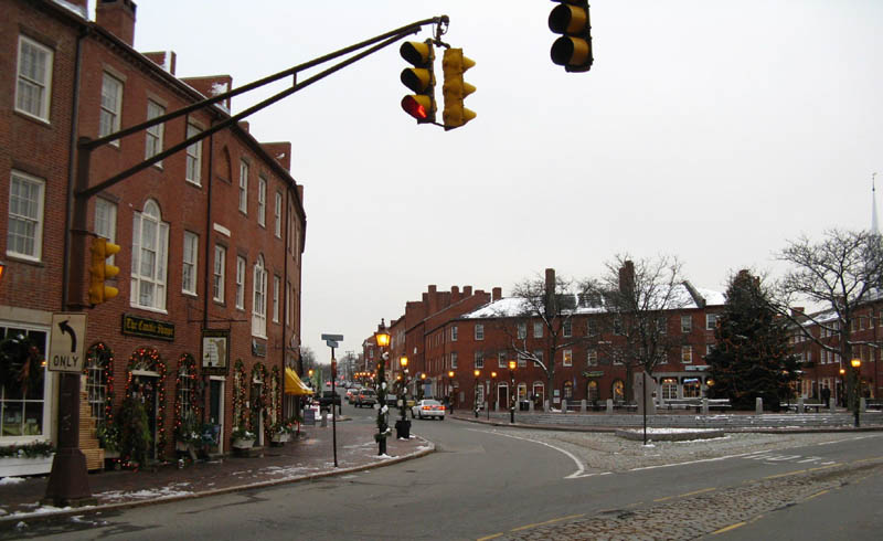 Market Square, Newburyport