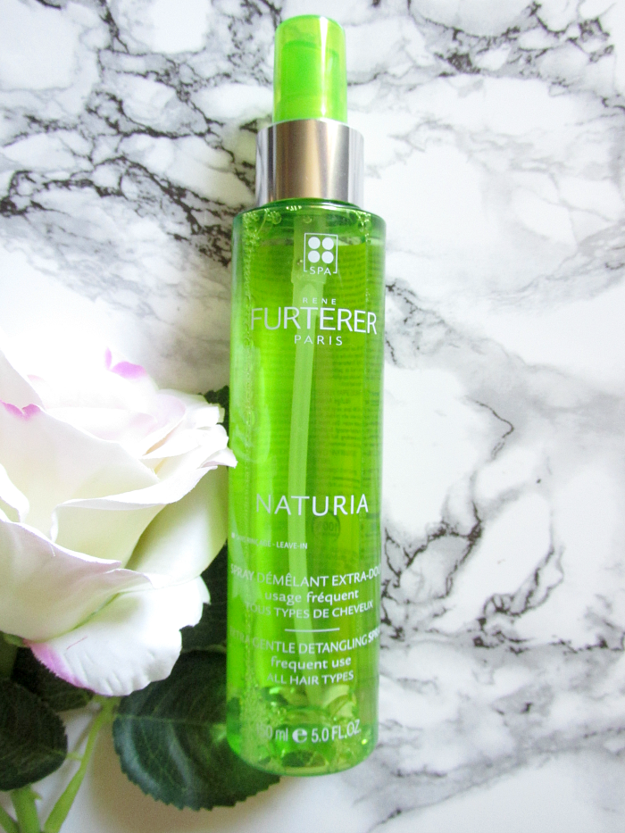 7 Summer Beauty Favorites - René Furterer NATURIA Extra Gentle Detangling Spray - 150ml - ca. 20.- Euro