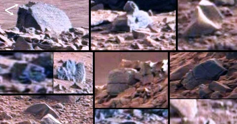 Latest Pictures From Mars | New 'Metal' Mars Anomaly ... |Mars Unexplained Anomalies