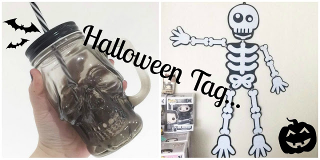 Halloween Tag | Raiin Monkey Lifestyle Blog