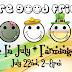We Are Good Friends Bar Crawl, Saturday July 22nd