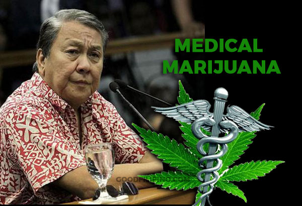 Atienza: Medical marijuana can lead to abuse, public health emergency